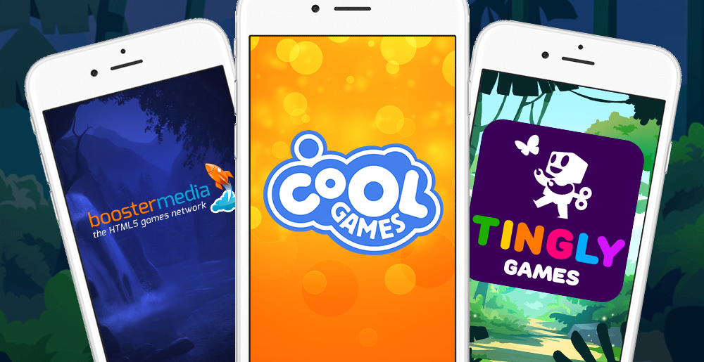 BoosterMedia becomes CoolGames and joins forces with Tingly Games