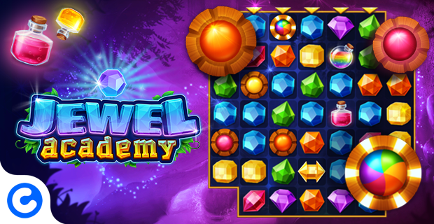 Jewel Academy Cool Games