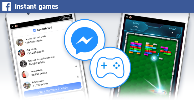 CoolGames joins launch of Instant Games by Facebook